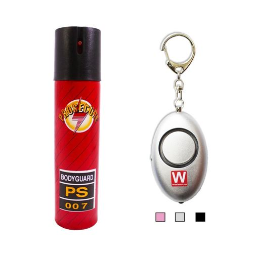Picture of Prosecure Pepper Spray(110ml) with 120dB Personal Alarm Package