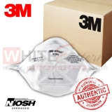 3M 9105 VFlex N95 Particulate Respirator Mask, 400 Pieces