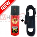 Security Combo 8 Prosecure 60ML Pepper Spray + Holster