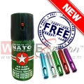 Pepper Spray, NATO Design (40ml)
