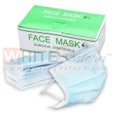 3 Ply Surgical Face Mask with Earloop, 50 Pieces