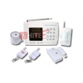 16 Wireless Zones Auto Dial Home Alarm System
