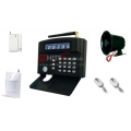Wireless GSM Home Alarm System 3, 2-Way Communication