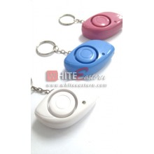 Personal Alarm, with LED Light