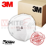 3M 9010 N95 Particulate Respirator Mask, 500 Pieces