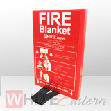 Fire Blanket box 1.2M*1.2M, PVC box pack