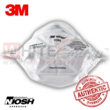3M 9105 VFlex N95 Particulate Respirator Mask, 10 Pieces