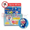 Anti Mosquito Repellent Patches Doraemon Design, 24 Pieces